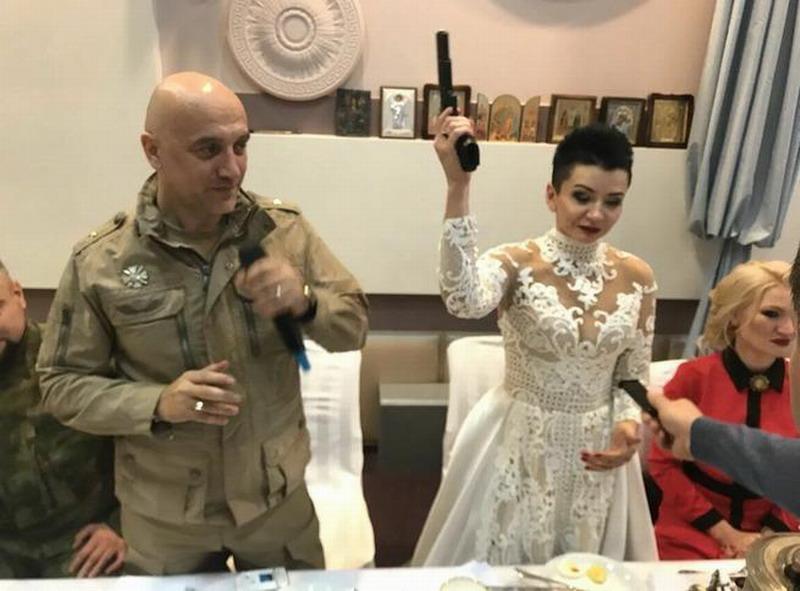 Атаман Захар Прилепин и его «свадьба в Малиновке»