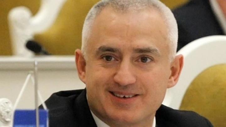 Депутат Законодательного собрания Петербурга Роман Коваль