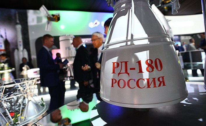 Китай: Россия уничтожает аэрокосмическую отрасль США