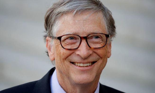Билл Гейтс во главе строителей безналичного рая и электронного концлагеря и электронного концлагеря