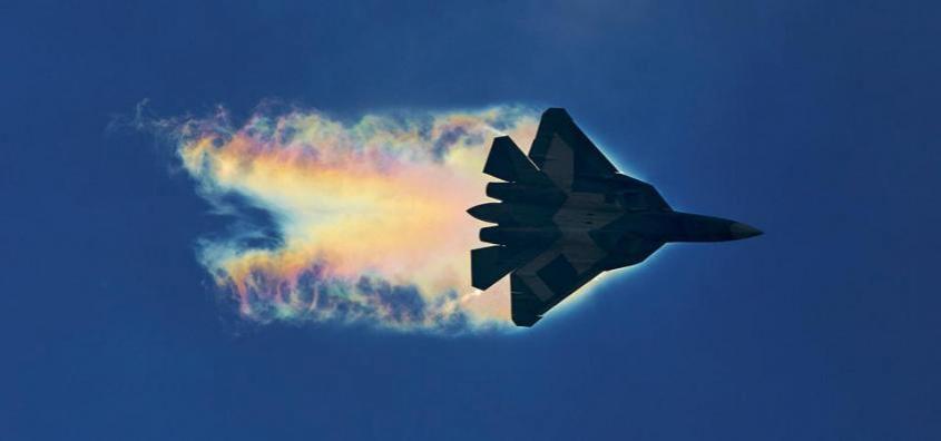 В России на Дальнем Востоке набирает обороты производство истребителей-невидимок