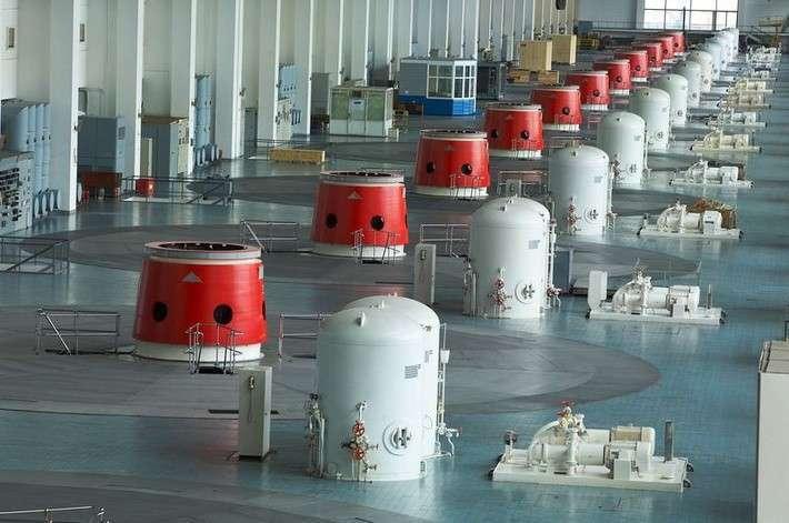 НаКрасноярской ГЭС завершена реконструкция генерирующего оборудования