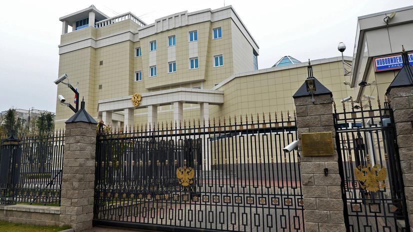Посольство России в Белоруссии призвало освободить задержанных россиян: «не предъявлены факты»