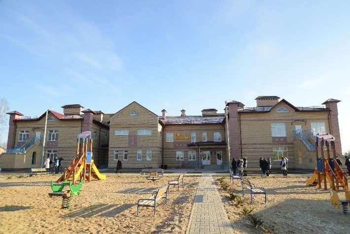 ВСмоленской области открыт новый детский сад