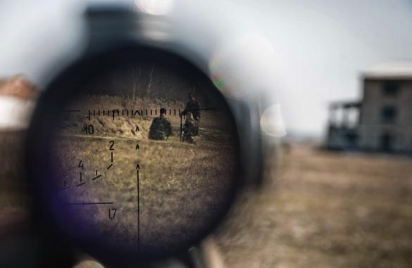 «Стрельнула на удачу и попала в украинского военачальника», – военкор о властителях ужаса на фронте  (ВИДЕО) | Русская весна