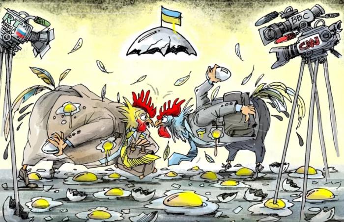 Украинский политический гадюшник перед выборами: власть ускользает от «слуг народа»