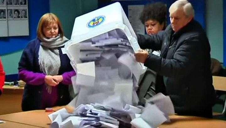 После выборов в Молдавии в меньшинстве оказались сторонники евроинтеграции