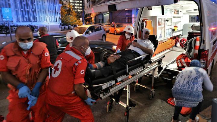 Взрыв в порту Бейрута: хроника трагических событий