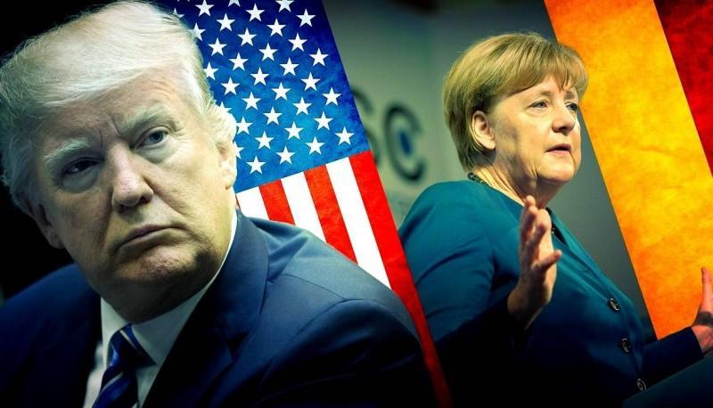 США готовят ближневосточный хаос для подчинения Европы