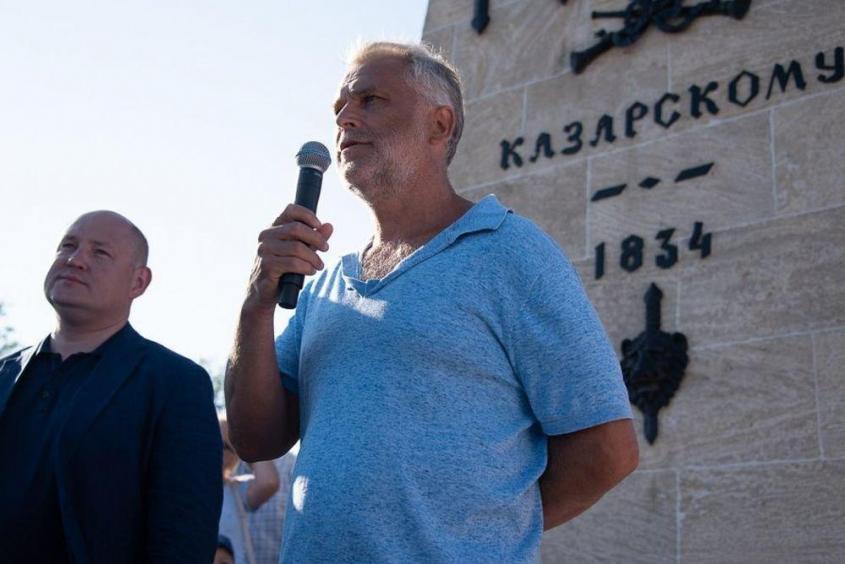 Перспективы развития Севастополя. Большое интервью Алексея Чалого