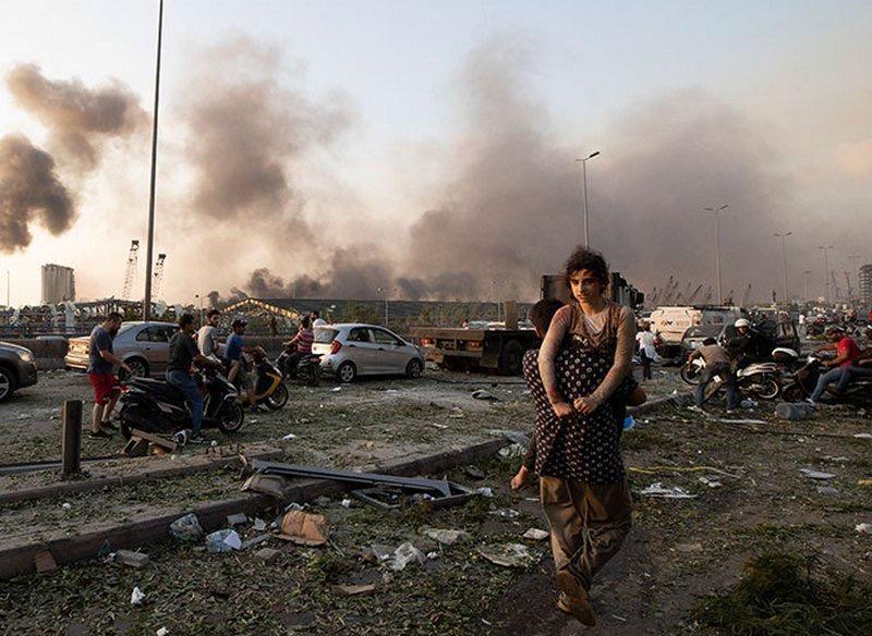 Трагедия в Бейруте в очередной раз показала, что есть люди, а есть – вечные 2% дерьма