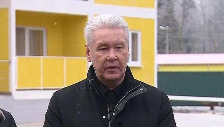 Собянин открыл в Новой Москве центр временного содержания мигрантов