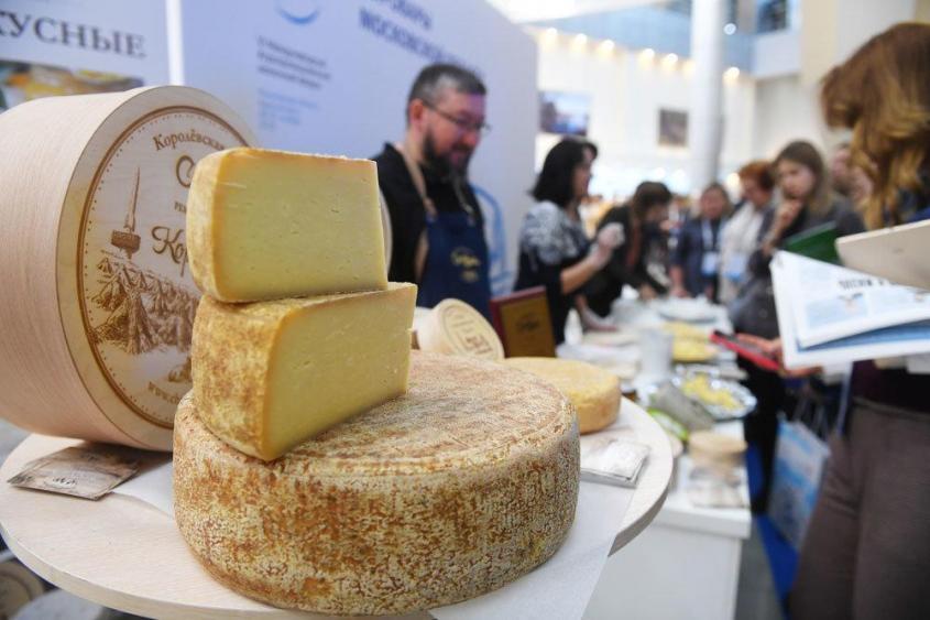 Российские аграрии научились делать сыр не хуже французского или итальянского. Фото: РИА Новости