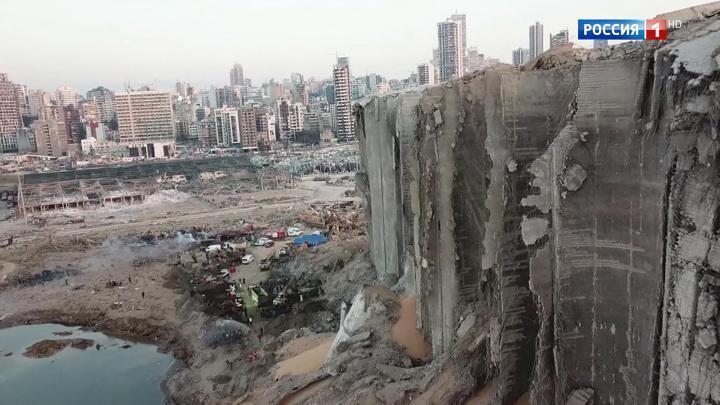 Бейрут отказался от навязанной помощи и расследует взрыв в порту самостоятельно