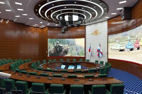 Национальный центр управления обороной России заступил на боевое дежурство