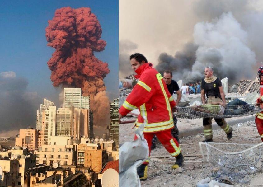 «Трагедия в Бейруте» может повторится в Одессе но в гораздо больших масштабах