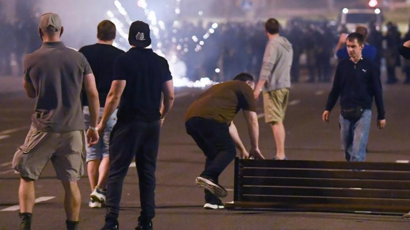 Участникам протестов в Белоруссии грозит до 15 лет лишения свободы