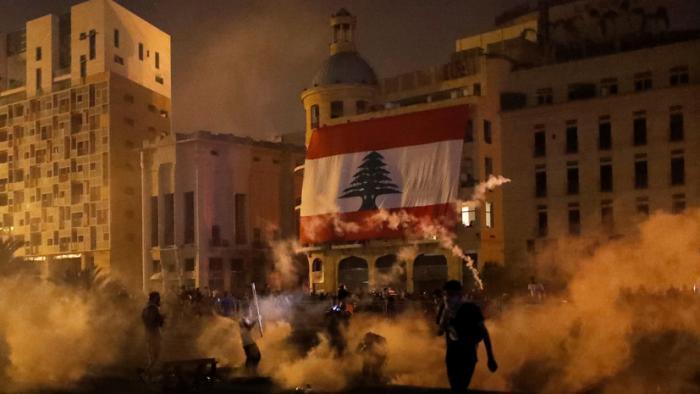 Цветная революция в Ливане: при чем тут Россия и очень большая нефть!