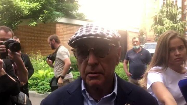 Найдено видео однозначно доказывающее вину Ефремова в убийстве