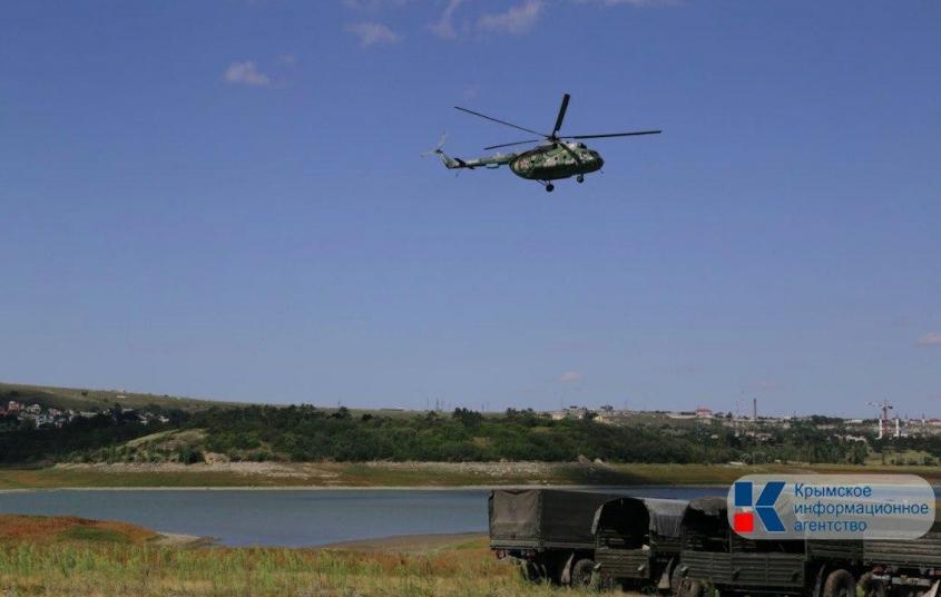 Русофобы с Украины посрамлены: русская армия прорвала водную блокаду