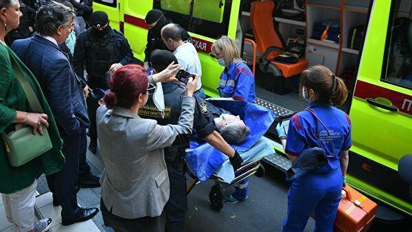 Ефремов госпитализирован из зала суда в предынфарктном состоянии