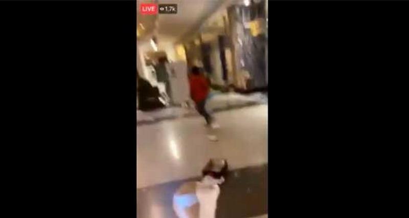 Чикаго охвачен огнем, магазины разграблены, 26 человек ранены и 3 убиты