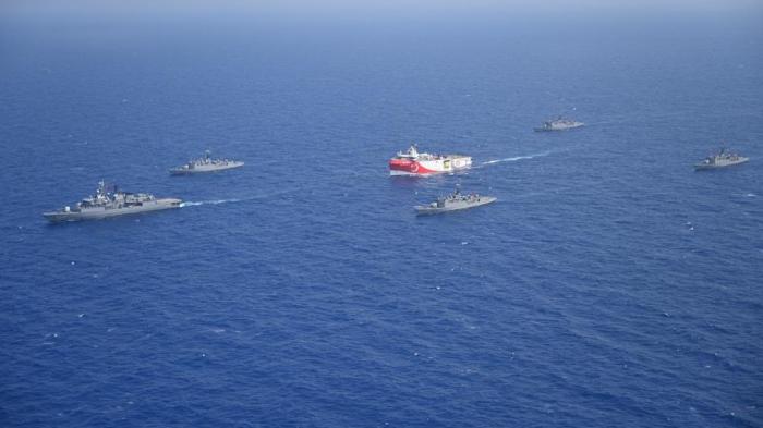 Конфликт Турции и Греции в Средиземном море: кто, почему и зачем его начал?