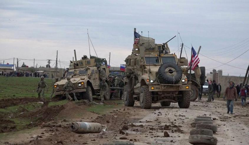 «Янки, гоу хоум!» – разносится со всех сторон. Что началось в Сирии?