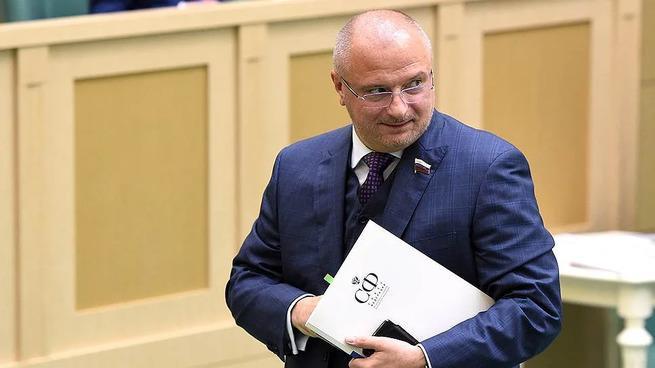 Новый закон Клишаса прямо легитимизирует раздачу русских земель