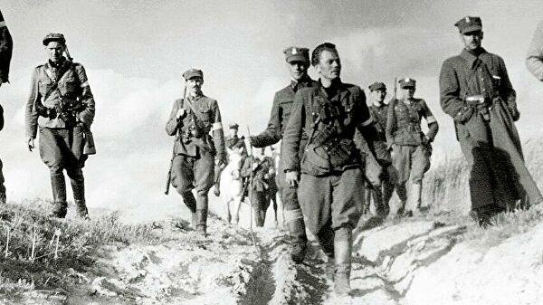 5-я виленская бригада Армии Крайовой . 1944 год