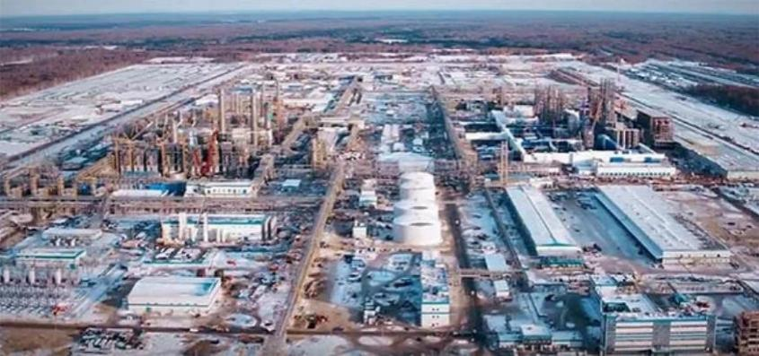 6 промышленных гигантов на 2,7 триллионов рублей, которые строятся в России