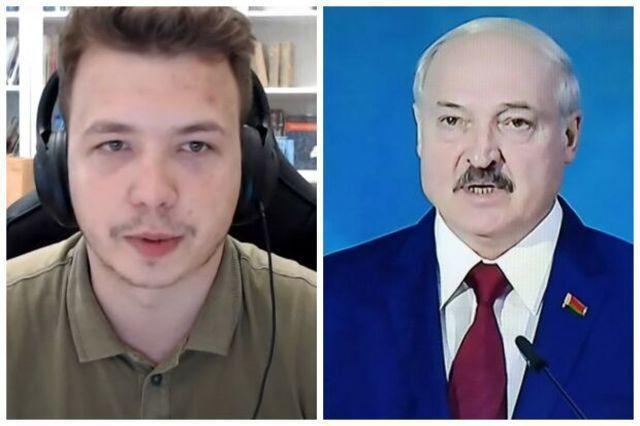 Как NEXTA взрывает Белоруссию – провокатор Протасевич против Лукашенко