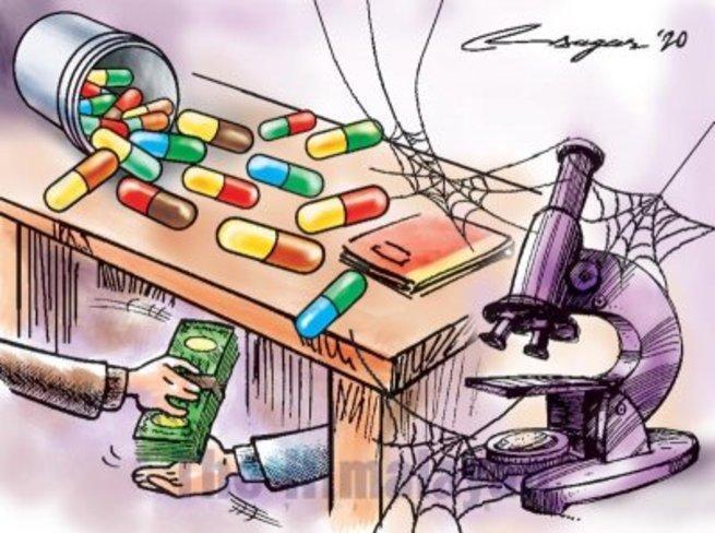 Фармацевтическая мафия покупает научное мнение в медицинских журналах