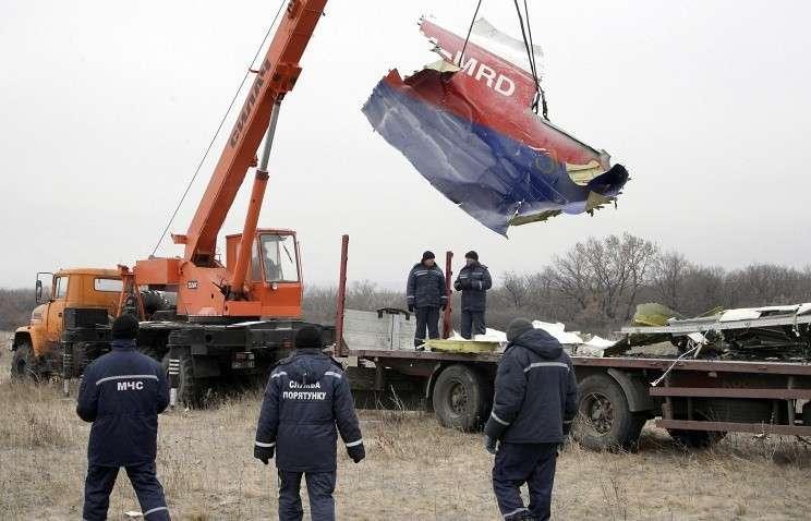 Россия не удовлетворена расследованием катастрофы малайзийского Boeing