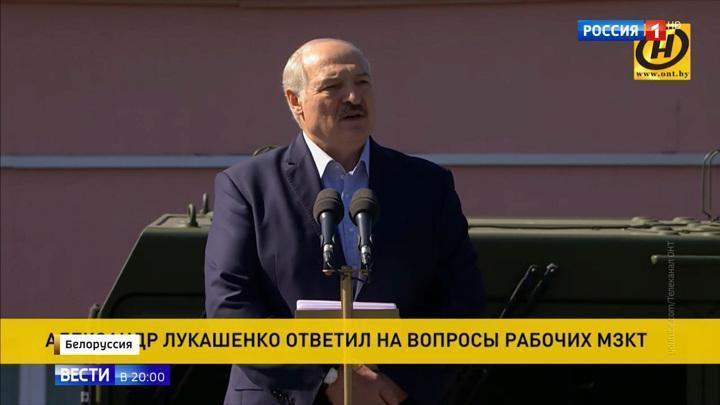 Лукашенко: пока вы меня не убьете выборов не будет