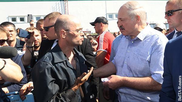 Майдан вынудил Лукашенко на уступки – изменение конституции