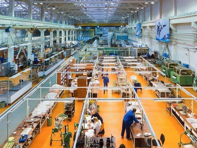 Россия запустила гигантский завод для замены украинских двигателей