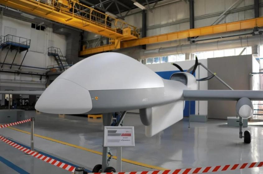 «Гелиос» – новый российский беспилотный летательный аппарат