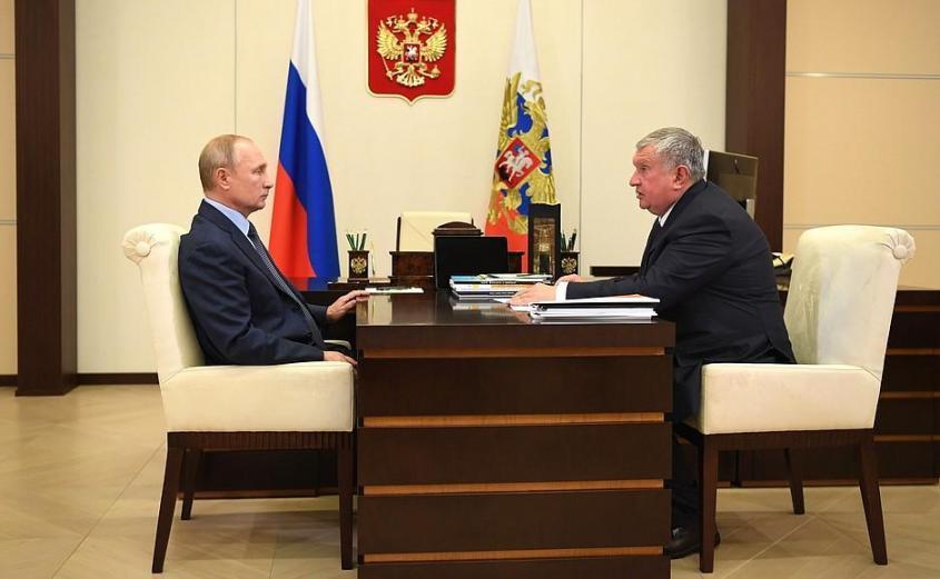 В России начали добывать премиальную, лучшую в мире нефть