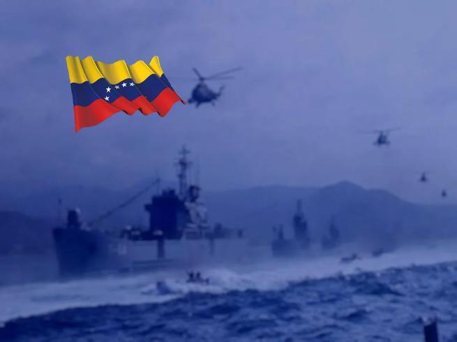Венесуэла запросила военную помощь России для защиты от США
