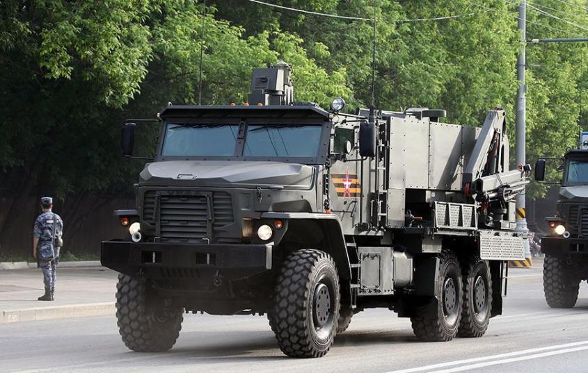 На что способна новая русская система залпового огня «Тосочка»?