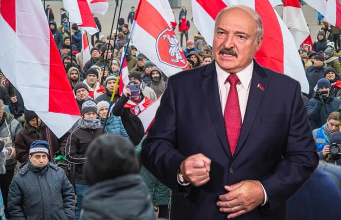 Майдан в Белоруссии – 22 августа: вторые «выходные» протеста – Лукашенко сверху – оппозиция на дне
