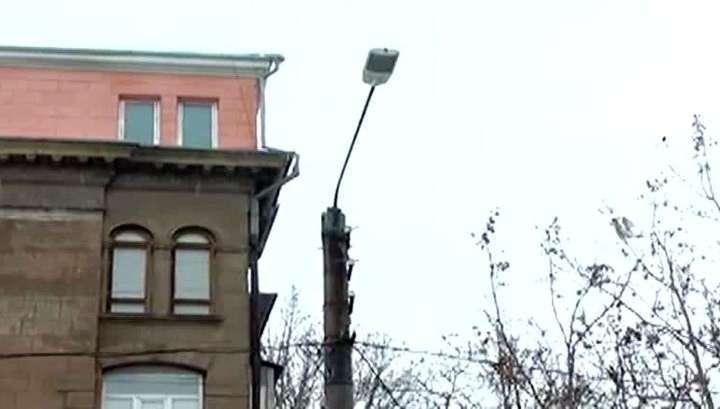 На Украине на Запорожской АЭС произошла авария