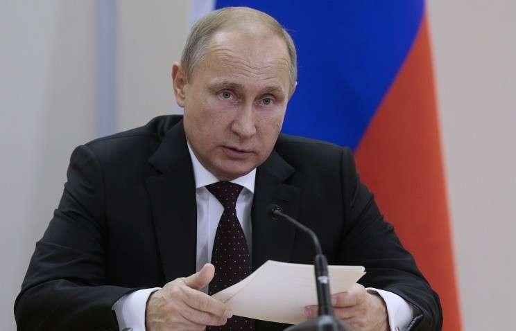 Владимир Путин утвердил бюджет на 2015 год и на плановый период 2016 и 2017 годов