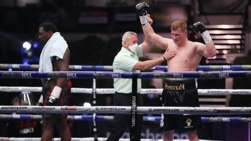 Поветкин против Уайта: «Русский витязь» побил афро-британца и завоевал чемпионский титул
