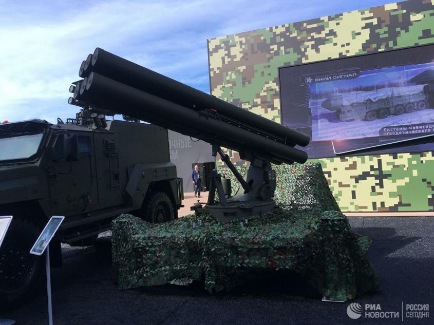 главные новинки форума «Армия-2020» – «Это лучшая техника в мире»