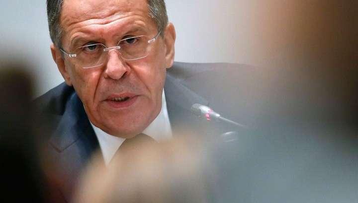 Сергей Лавров посоветовал «гостям издалека» не лезть на Ближний Восток