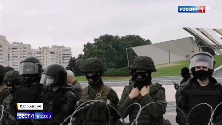 Хаос в Белоруссии: Европа хочет повторения украинского майдана но Россия не даёт