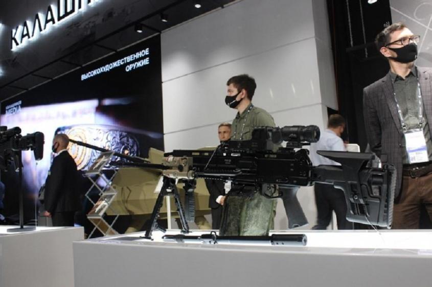 Форуме «Армия-2020». Какие новинки представлены на международном