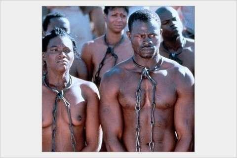 В США наконец-то отменили рабство !!! !!!